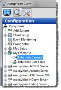 ExacqVision Enterprise - программа для видеонаблюдения корпоративного уровня. Видеомануал. Скачать