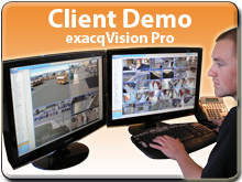 try exacqVision Client Software