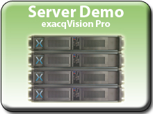 Try exacqVision Pro Server Software
